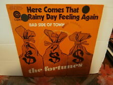 "the fortunes""here comes that rainy...single7""or.fr.capitol:2c00680771.du 5/1971."