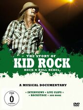 KID ROCK - ROCK AND ROLL REBEL DOCUMENTARY  DVD NEU