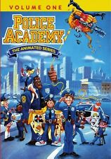 POLICE ACADEMY : THE ANIMATED SERIES: VOLUME ONE - Region Free DVD - Sealed