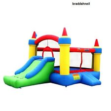 Bounce House Commercial Grade With Slide For Kids Castle Inflatable Party Large