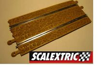 2ª MANO RECTA STANDARD OFF ROAD DE SCALEXTRIC  350 MM  (Tecnitoys)