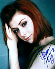 ALYSON HANNIGAN (WILLOW) SIGNED PHOTO PRINT 03