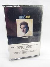 MINT NEW Cassette Tape - JOHNNY HALL Silver and Gold BH-330  Ventura CA Gospel