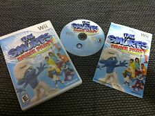 Smurfs Dance Party  (Wii, 2011)COMPLETE