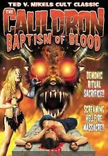 Cauldron: Baptism of Blood DVD