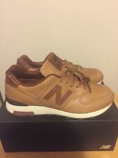 M1400BH sz9.5 Horween New Balance 1400 factory second concepts crew kith