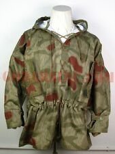 WW2 German Heer & Luftwaffe Tan & Water Camo (44 pattern) Sniper Smock Size L