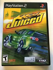 Juiced - Playstation 2 - Replacement Case - No Game