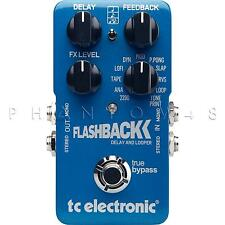 TC Electronic Flashback Flash Back Delay Looper Stereo Electronics Pedal