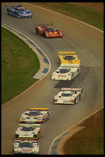 582053 Road Atlanta 1st Lap Race A4 Photo Print