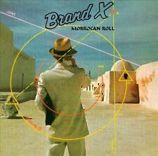 Brand X Moroccan Roll CD