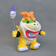 "New Super Mario Bros. Plush Doll Stuffed Toy Bowser JR 7"" #1"