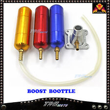 POWER/BOOST BOTTLE  2 STROKE POCKET BIKE HIGH PERFORMANCE ENGINE 30 - 80CC