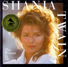 "Shania Twain ""The Woman in Me"" CD *NEW* + FREE GIFT"