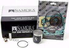 2001 Yamaha YZ125 Namura Top End Rebuild Piston Kit Rings Gaskets Bearing B 2001