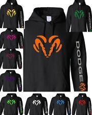 MOPAR Hoodie DODGE HEMI MUSCLE CAR Sizes S,M,L, XL  NWT Assorted Colors