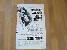 Margaret LOCKWOOD & Donald HOUSTON in the Others STRAND Theatre Original Poster