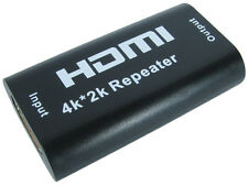 4k HDMI High Quality HD Repeater Extender  - Boost Long HDMI Cables