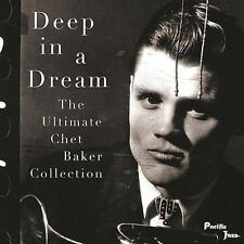 CHET BAKER cd DEEP IN A DREAM THE ULTIMATE COLLECTION PACIFIC JAZZ