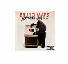 Bruno Mars CD Album (2012) Unorthodox Jukebox (Locked Out of Heaven etc)