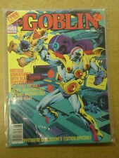 GOBLIN #1 FN+ WARREN HORROR MAGAZINE