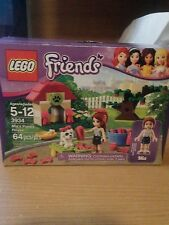 Lego 3934 Friend's Mia's Puppy House  NEW   NIB
