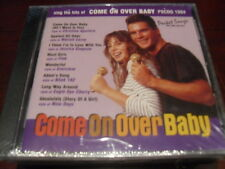 POCKET SONGS KARAOKE DISC PSCDG 1504 COME ON OVER BABY CD+G SEALED MULTIPLEX