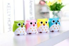 24PCSOwl pencil Sharpener baby shower souvenirs baptism gift kids birthday party