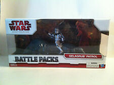 Hasbro Star Wars Legacy Collection Gelagrub Patrol Battle Pack MIB 2009