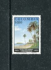 Colombia 810, MNH, San Andres & Providencia Islands Palm Tree 1972. x23043