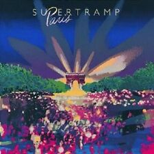 "SUPERTRAMP ""PARIS (REMASTERED)"" 2 CD NEUWARE"