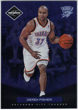 DEREK FISHER 2011-12 PANINI LIMITED  #041/299