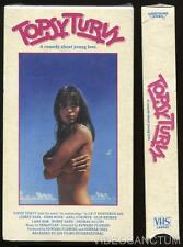 SEX COMEDY VHS TOPSY TURVY 1983 LIGHTNING VIDEO EDWARD FLEMING UNRATED DENMARK