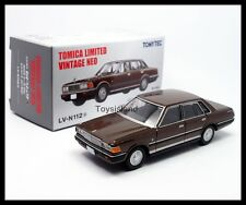 Tomica Limited Vintage NEO LV N112a NISSAN CEDRIC 200E TURBO Tomy 1/64 DIECAST