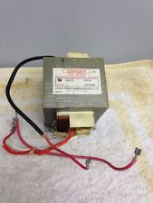 Whirlpool Microwave Oven High Voltage Transformer 8206456