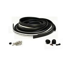 Rinker 1/4 x 3/4 Inch Flex Rubber Boat Windshield Seal Molding Kit 693-1090016