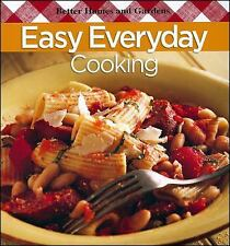 Easy Everyday Cooking 35 by Better Homes and Gardens Books Staff (2008,...