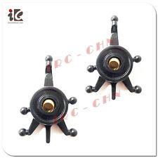 2X SWASHPLATE FOR DOUBLE HORSE DH 9100 RC HELICOPTER SPARE PARTS DH 9100-16