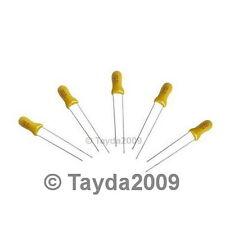 3 x 1uF 50V Radial Tantalum Capacitor - FREE SHIPPING