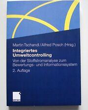 Integriertes Umweltcontrolling (2011, Taschenbuch)