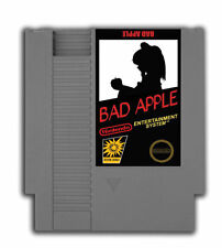 Bad Apple  - Nintendo NES Anime - Touhou Music Video
