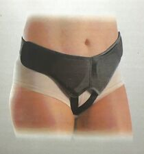Black Inguinal Hernia Support Belt Abdominal Support Belt Truss Brace All Size