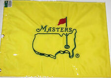 NWT Official Undated MASTERS Golf Pin Flag Augusta Tournament -Great Collectible