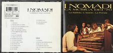 NOMADI 2 CD BOX SET fuori catalogo LA MUSICA DEI 70 stampa ITALIANA 1995