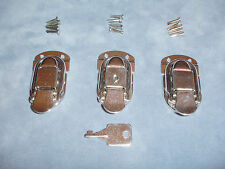 Guitar/Instrument MOLDED Case Latch/Latches- FENDER-Musicman-Rickenbacker-more