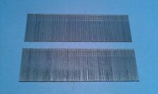 "1 1/2"" Inch 18 Gauge Chisel Point Galvanized Finish Brad Nails 5,000 Count"