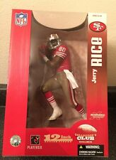 MCFARLANE NFL 12 INCH JERRY RICE - SAN FRANCISCO 49ERS- EXCLUSIVE NIB