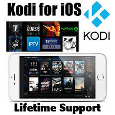 KODI per Apple iPad/Mini nessun JAILBREAK libero SPORT, FILM, XXX Apple TV SPECCHIO