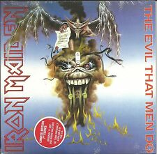 IRON MAIDEN Evil that men Do / Prowler 5000 MADE 7 INCH vinyl 45 SEALED 2014
