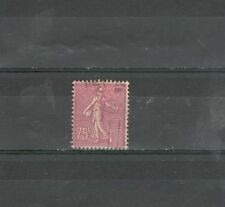 FRANCIA 1924 - SEMINATRICE - N 202 USATO - MAZZETTA DI 10 - VEDI FOTO